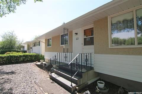 House for sale at 22 Krauss St Regina Saskatchewan - MLS: SK775929