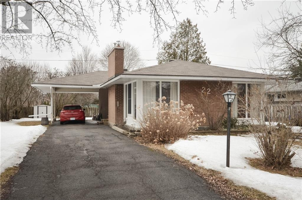 Removed: 22 Laurentide Road, Ottawa, ON - Removed on 2020-04-01 06:21:19