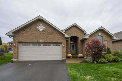 House for sale at 22 Lavendar Pl Belleville Ontario - MLS: X4964515