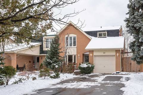 Townhouse for sale at 22 Lawndale Cres Brampton Ontario - MLS: W4648318
