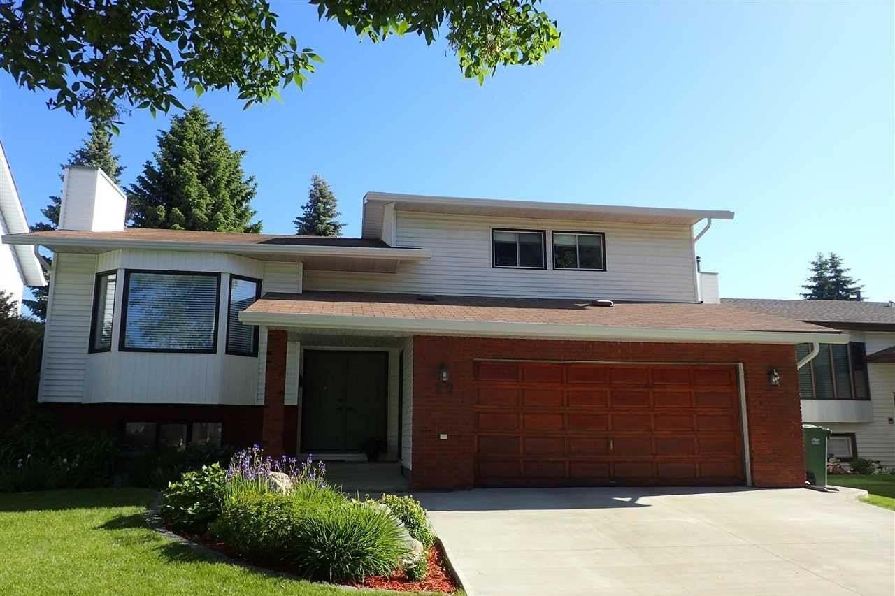 House for sale at 22 Lennox Dr St. Albert Alberta - MLS: E4202799