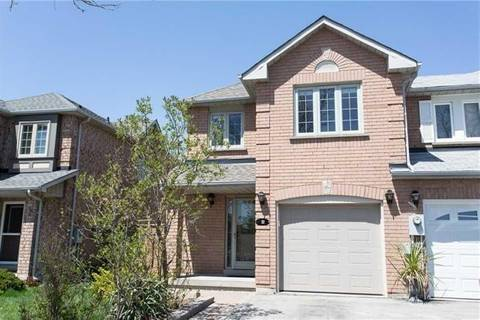 Townhouse for rent at 22 Lento Ct Vaughan Ontario - MLS: N4446765