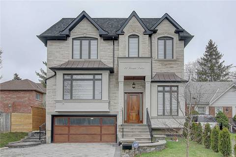 House for sale at 22 Leona Dr Toronto Ontario - MLS: C4437990