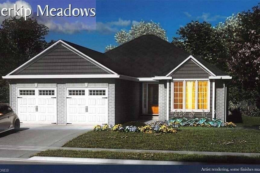 House for sale at 22 Lock St Innerkip Ontario - MLS: 235138