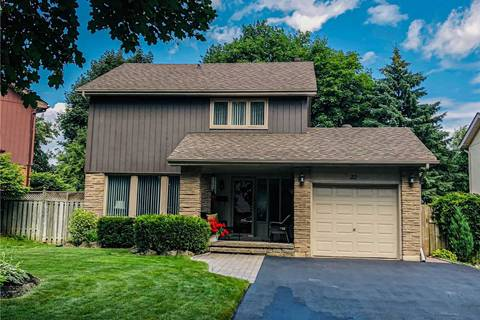 House for sale at 22 Longbourne Cres Brampton Ontario - MLS: W4729980