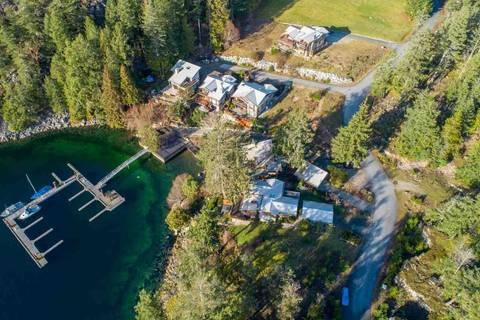 Residential property for sale at Lot 22 Pinehaven Wy Unit 22 Pender Harbour British Columbia - MLS: R2352391