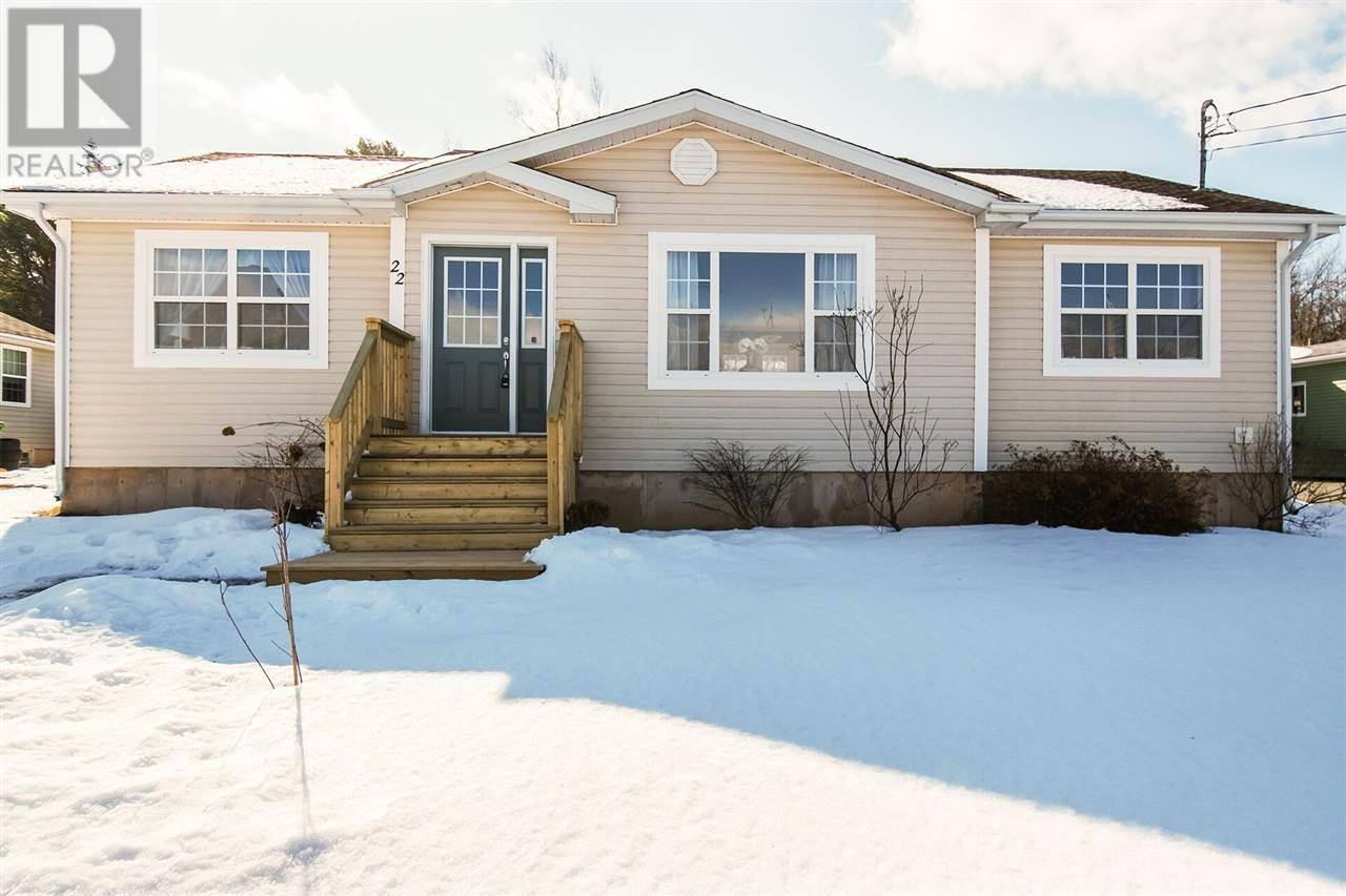 House for sale at 22 Macleod Ct Three Mile Plains Nova Scotia - MLS: 202003121