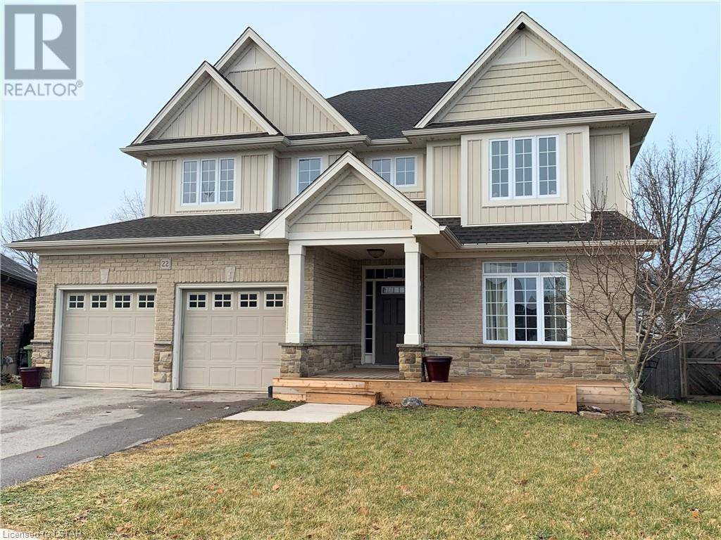 House for sale at 22 Majestic Ct St. Thomas Ontario - MLS: 239922