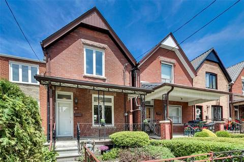 House for sale at 22 Manchester Ave Toronto Ontario - MLS: W4491210