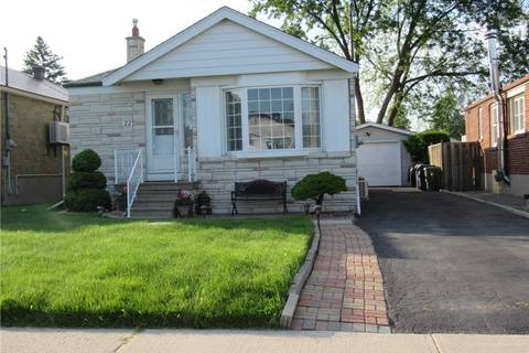 House for sale at 22 Marble Arch Cres Toronto Ontario - MLS: E4496806