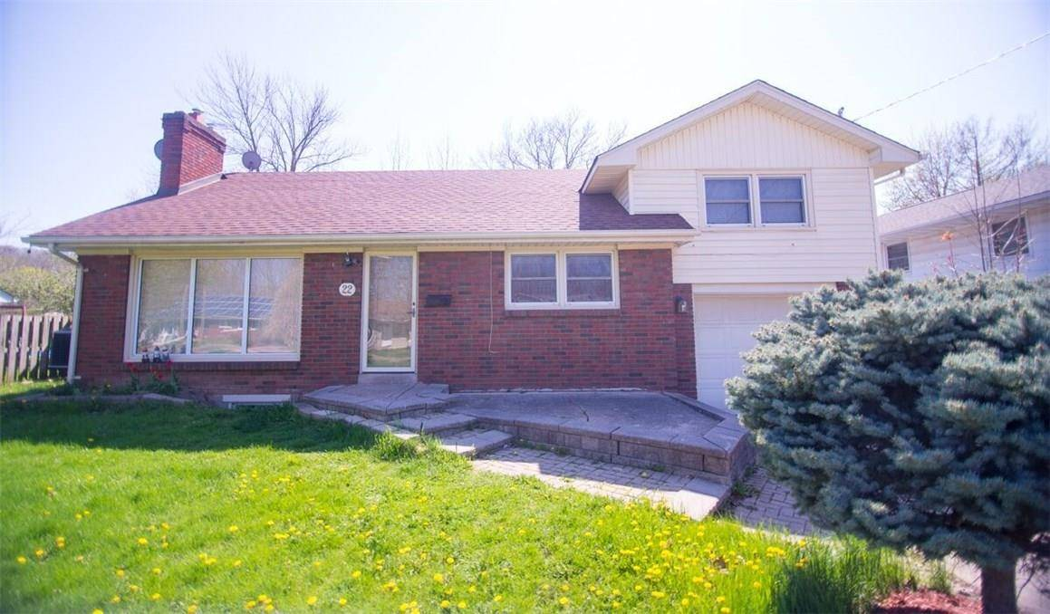 House for sale at 22 Marlene Dr St. Catharines Ontario - MLS: 30737663