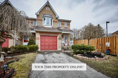 Townhouse for sale at 22 Mccullock Cres Ajax Ontario - MLS: E4749789