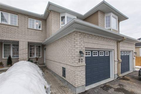 Townhouse for sale at 22 Mcgregor Scobie Cres Arnprior Ontario - MLS: 1144114