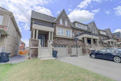 Townhouse for sale at 22 Meadowcreek Rd Caledon Ontario - MLS: W4812049