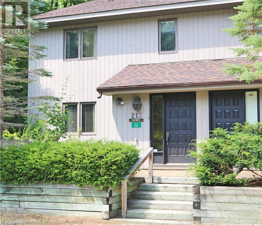 Townhouse for sale at 22 Mews Ct Clearview Ontario - MLS: 213606