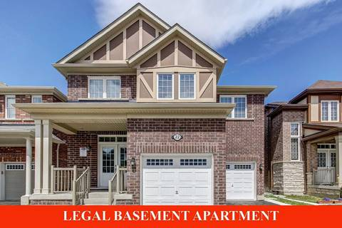 House for sale at 22 Mincing Tr Brampton Ontario - MLS: W4519534