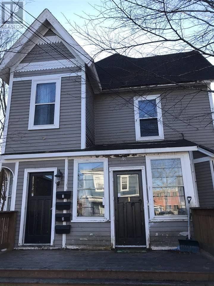 Townhouse for sale at 22 Muir St Truro Nova Scotia - MLS: 201927243