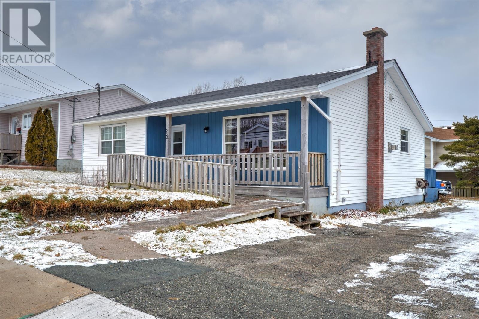 House for sale at 22 Murphys Ln St. John's Newfoundland - MLS: 1224748