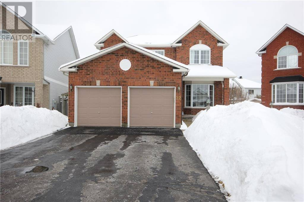 House for sale at 22 New Deighton Cres Ottawa Ontario - MLS: 1182463