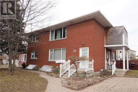 Townhouse for sale at 22 North Dr Kitchener Ontario - MLS: 30727092