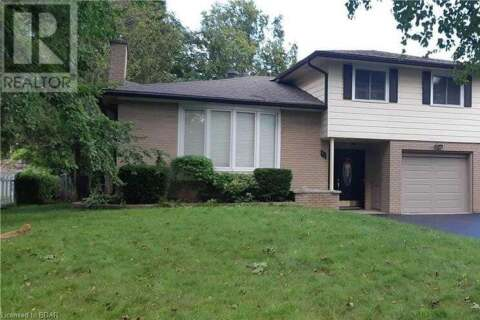House for sale at 22 Northpark Rd Barrie Ontario - MLS: 40026071