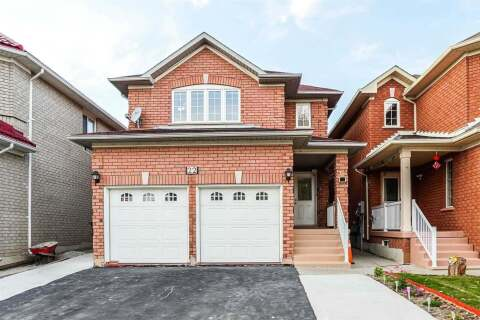 House for sale at 22 Octillo Blvd Brampton Ontario - MLS: W4925917