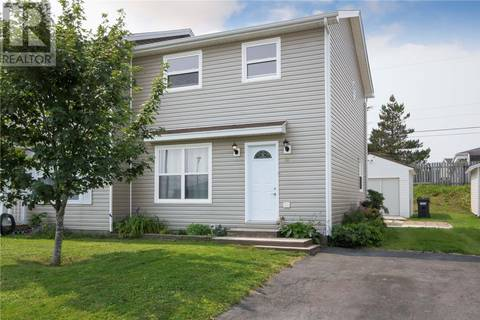 House for sale at 22 Olympic Dr Mount Pearl Newfoundland - MLS: 1195419