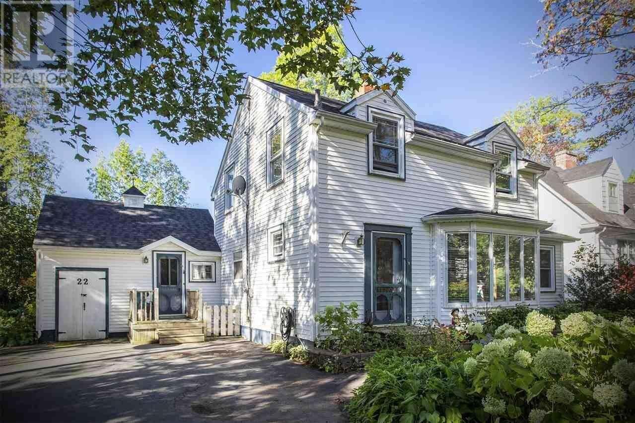 House for sale at 22 Park St Middleton Nova Scotia - MLS: 201922959
