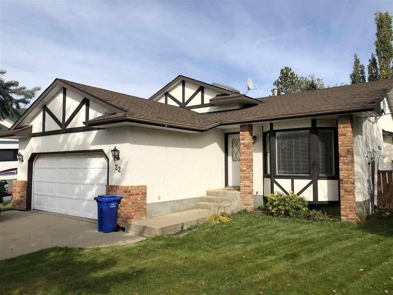 House for sale at 22 Parkhill Cres Wetaskiwin Alberta - MLS: E4176472