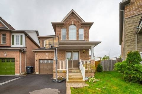 House for sale at 22 Penbridge Circ Brampton Ontario - MLS: W4729033