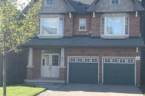 House for sale at 22 Pexton Ave Richmond Hill Ontario - MLS: N4461290