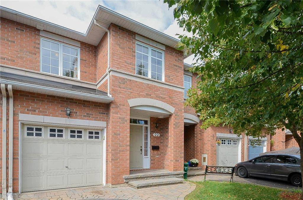 Townhouse for sale at 22 Plumas Gt Ottawa Ontario - MLS: 1167946
