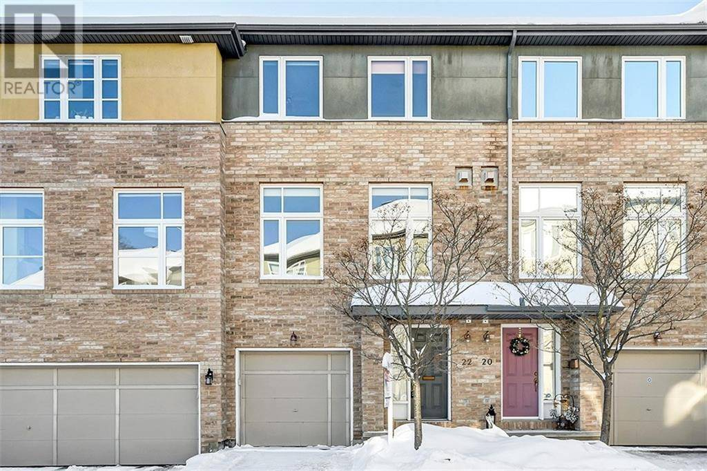 Townhouse for rent at 22 Pondside Pt Ottawa Ontario - MLS: 1182533