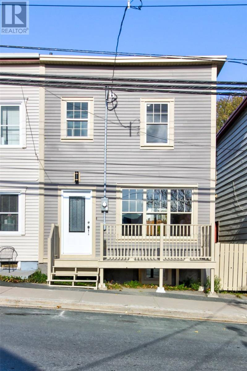 House for sale at 22 Prince Of Wales St St. John's Newfoundland - MLS: 1209524