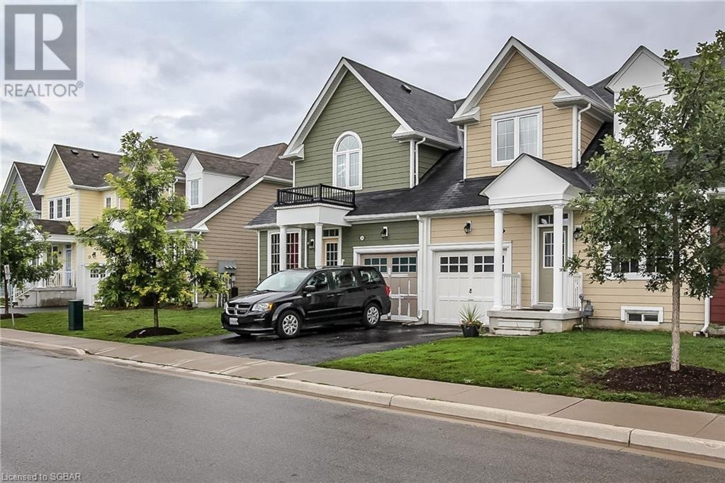 Townhouse for sale at 22 Providence Wy Wasaga Beach Ontario - MLS: 40016448