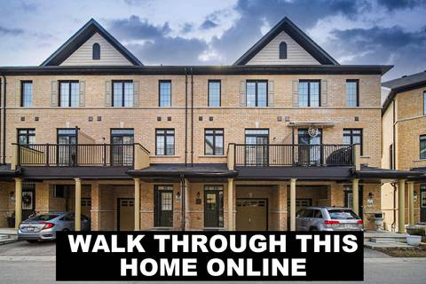 Townhouse for sale at 22 Quarrie Ln Ajax Ontario - MLS: E4732067