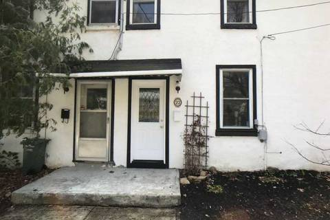 Townhouse for sale at 22 Queen St Guelph Ontario - MLS: X4418529