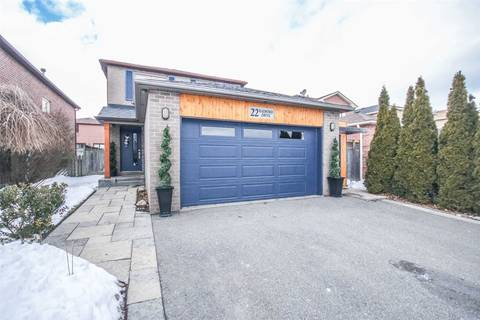 House for sale at 22 Radford Dr Ajax Ontario - MLS: E4696493