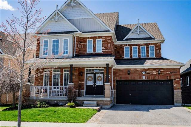 For Sale: 22 Regalia Way, Barrie, ON | 4 Bed, 4 Bath House for $748,500. See 20 photos!