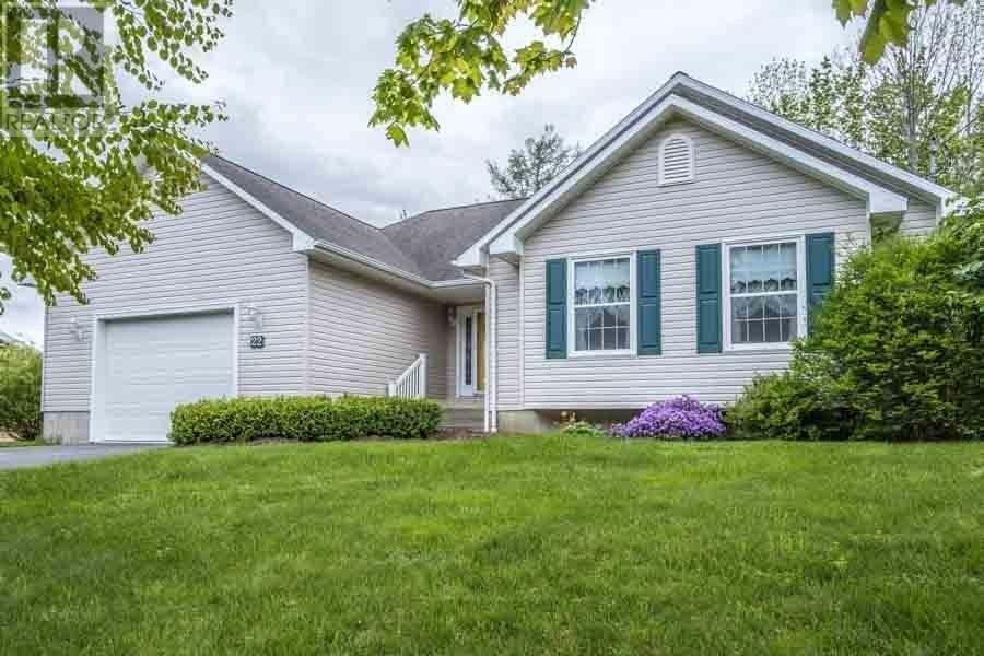 House for sale at 22 Ridgevale Dr Westmount Nova Scotia - MLS: 202009017