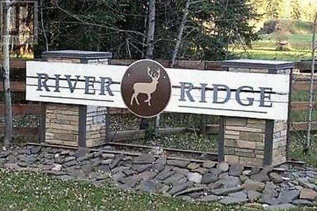 Residential property for sale at 22 River Ridge Estates Edson Rural Alberta - MLS: 52577