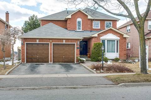 House for sale at 22 Riverwood St Whitby Ontario - MLS: E4461033
