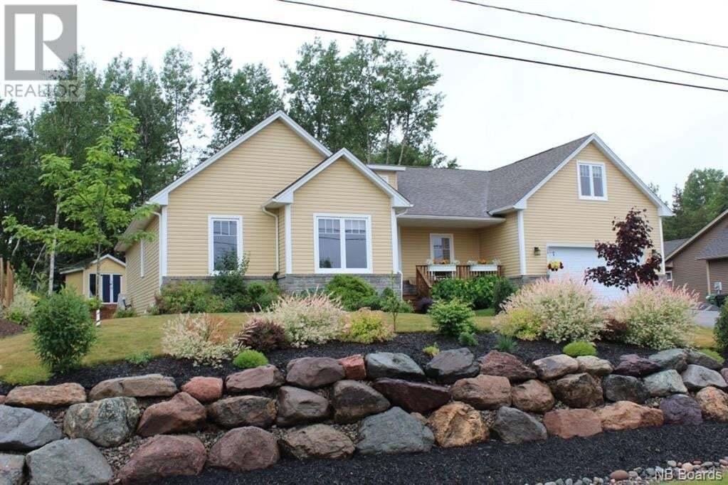 House for sale at 22 Robert Ross Blvd Hampton New Brunswick - MLS: NB045686