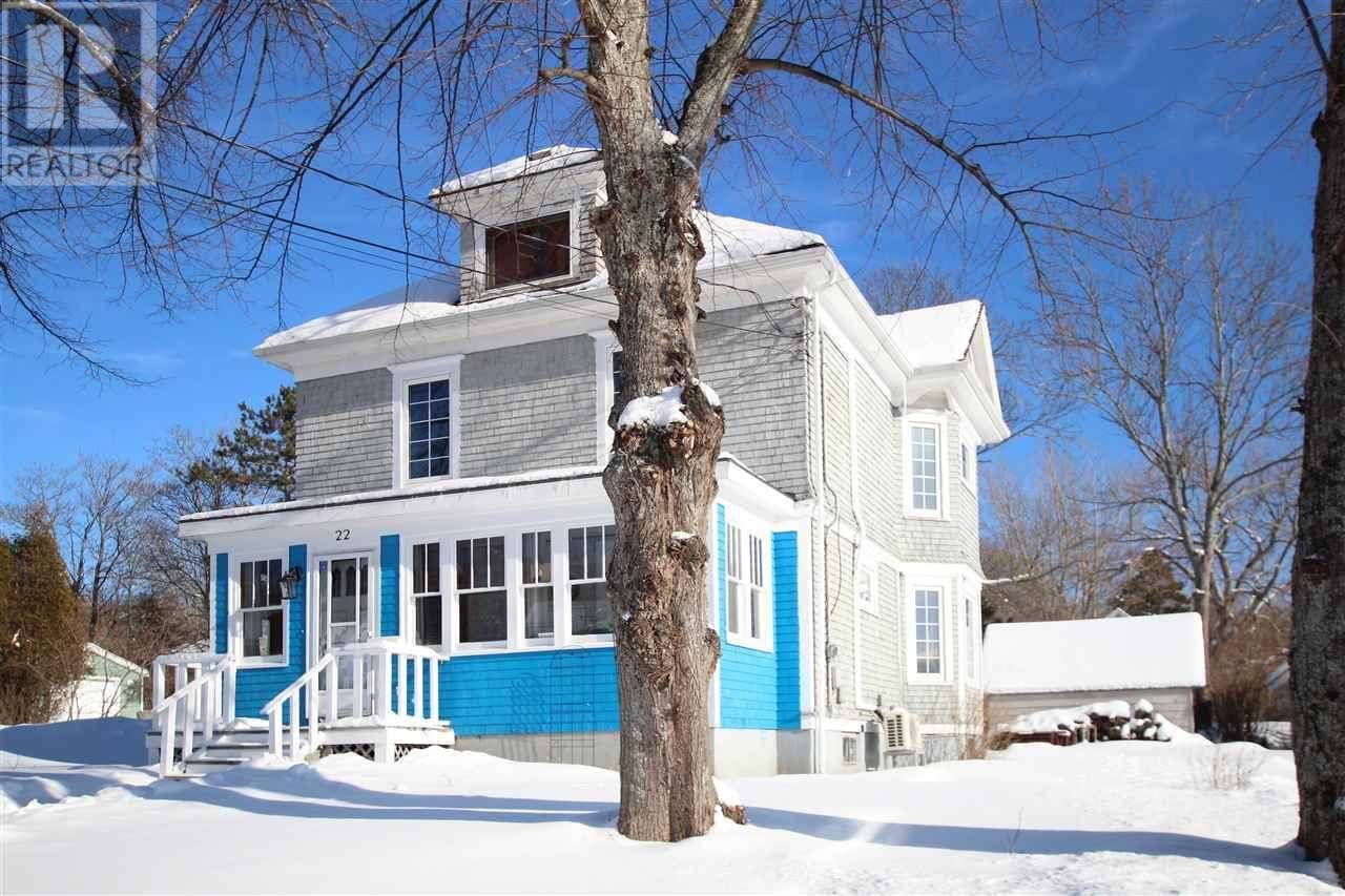 House for sale at 22 Robertson St New Glasgow Nova Scotia - MLS: 202002841