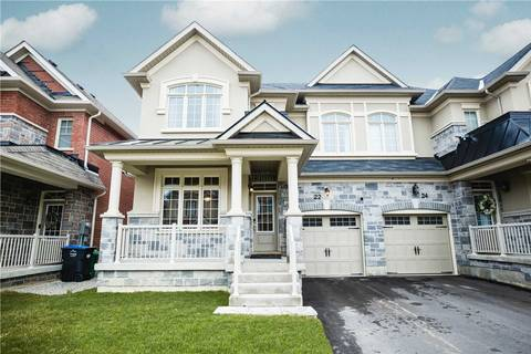 Townhouse for sale at 22 Rockbank Rd Brampton Ontario - MLS: W4457464