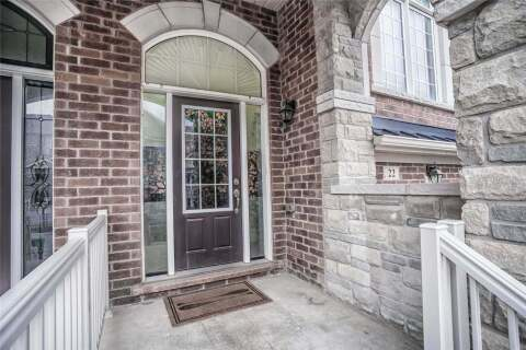 Townhouse for sale at 22 Rockbrook Tr Brampton Ontario - MLS: W4782938