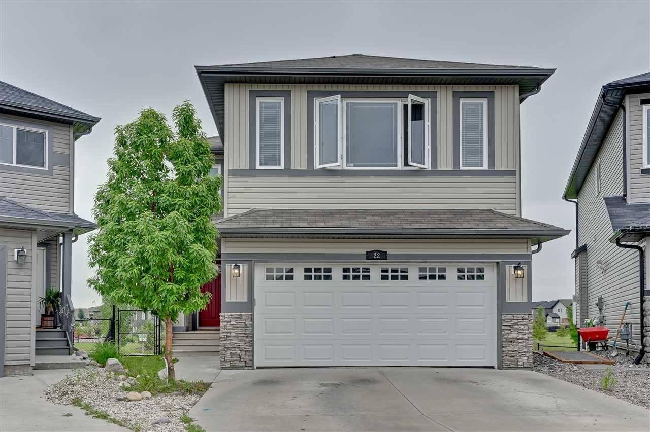 House for sale at 22 Rockwell Cs Fort Saskatchewan Alberta - MLS: E4190388
