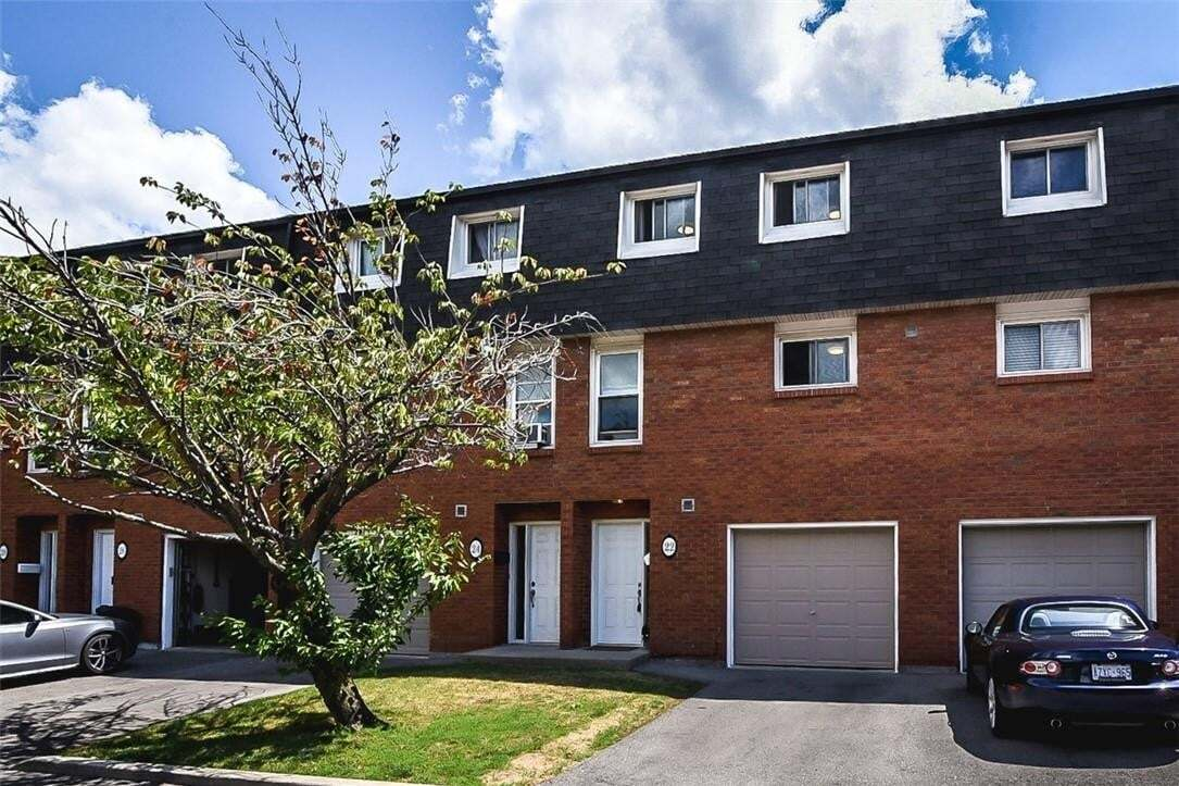 Townhouse for sale at 22 Rosedale Ct Stoney Creek Ontario - MLS: H4084448