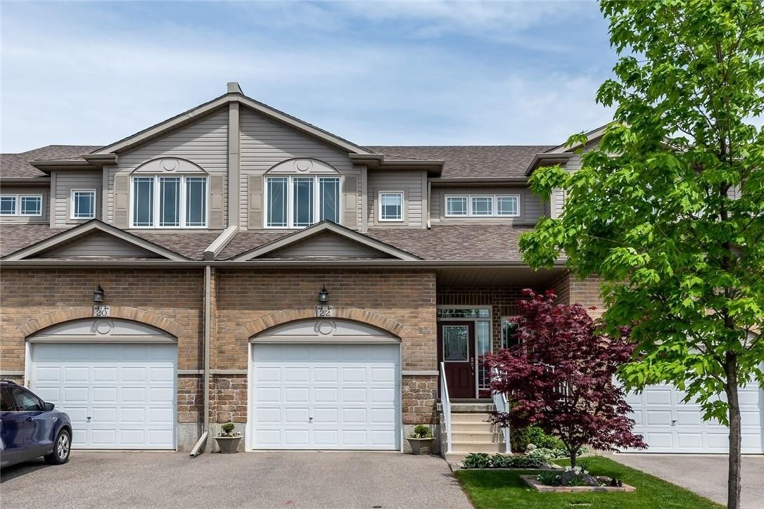 Townhouse for sale at 22 Row Ln Paris Ontario - MLS: H4078852