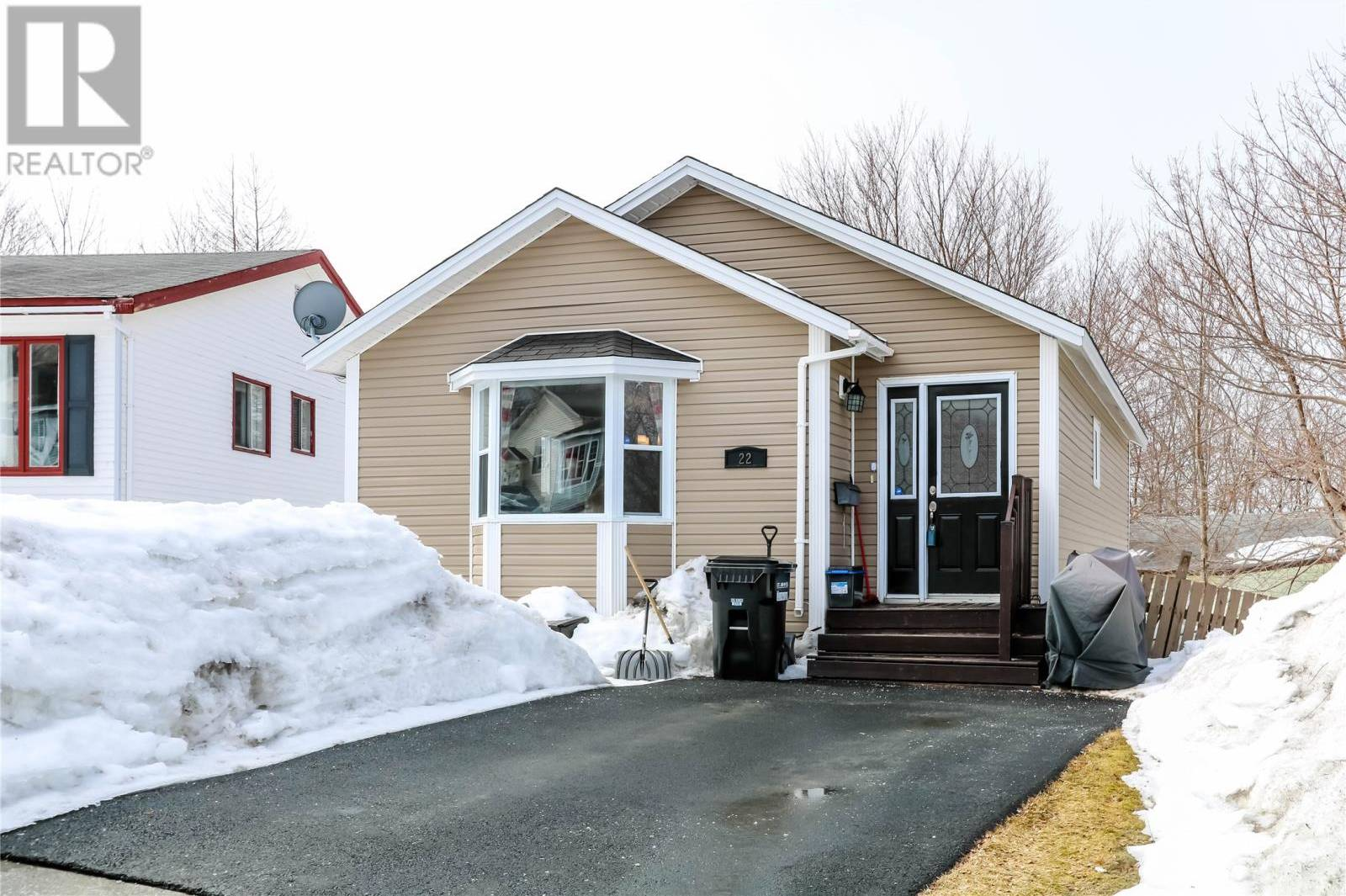 House for sale at 22 Royal Oak Dr Kilbride Newfoundland - MLS: 1212594